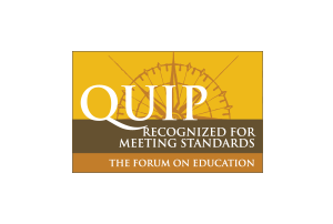 QUIP Recognized for Meeting Standards